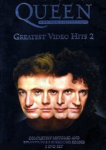 Queen Greatest Hits 2 - Queen : Greatest Video Hits - Vol.2