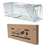 Display4top Animal Trap Cage Trampa de Captura de...