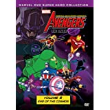 Marvel The Avengers: Earth's Mightiest Heroes! - Vol. 8