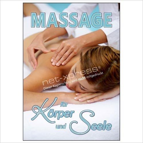 Foto de Cartel de masaje para Práctica de masaje A1, Cartel cartel Anuncio Wellness
