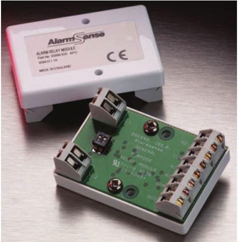 Apollo (auf Silence von Reset) AlarmSense Relais Modul Feuer-alarm-verkabelung