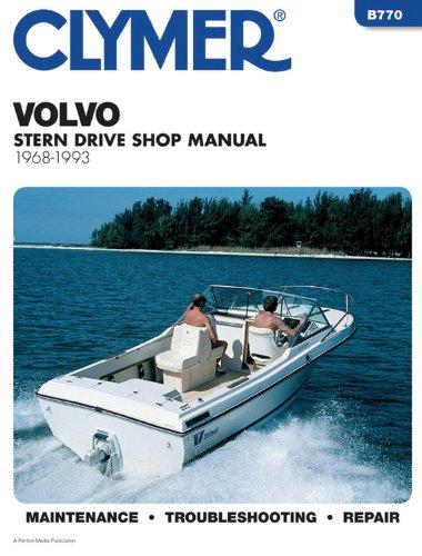 Volvo Strn Drv 68-1993 -