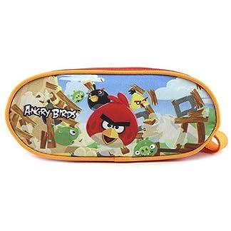 Target 17549 – Estuche Redondo para lápices, diseño de Angry Birds