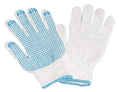 Verdemax 4955Medium Mehrzweck-Baumwolle Garten Handschuh (Heavy-duty-haushalts-handschuhe)