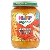 HiPP Bio-Gemüse mit Nudeln & Chicken 190g