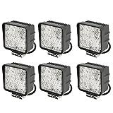 SLPRO 6 X LED 48W Arbeitsscheinwerfer Arbeitsleuchte...