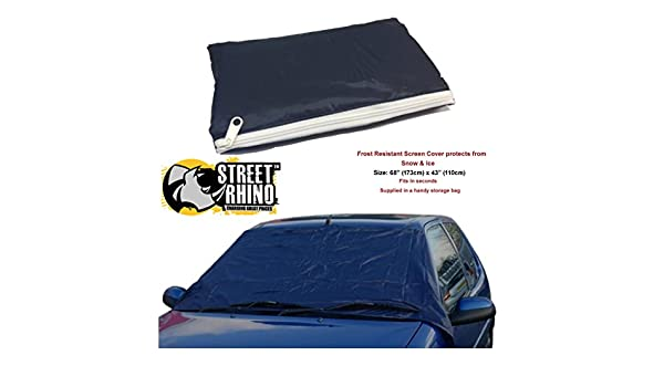 Smart ForFour Universal Anti Frost Snow Ice Wind Screen Protector Cover