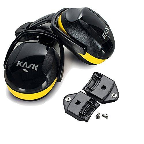 """Kask Gehörschutz gelb \""""SC2\"""" SNR 26 bis 30 dB, 1 Stück, gelb, WHP00001.202"""
