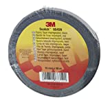 3M 9545NB15 Scotch 9545N Imprägniertes Gewebeband, 15 mm x 50 m, 0,3 mm, Schwarz