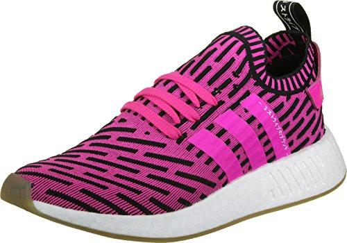 Adidas Nmd_r2 Pk, Sneaker Man Rosa Negro