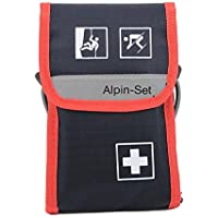 Holthaus Medical Alpin-Set Verbandtasche Erste Hilfe Wander-Tasche, befüllt, 2 Tankas 11,5x17x4cm preisvergleich bei billige-tabletten.eu