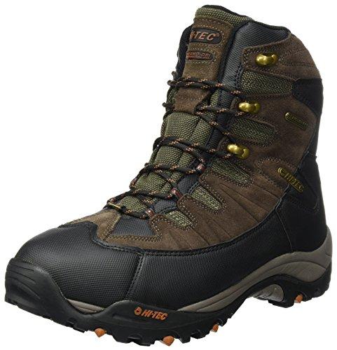 Hi-Tec  Jackson Hole 400,  Scarponcini da camminata ed escursionismo uomo Marrone
