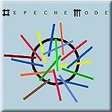 Depeche Mode Kühlschrankmagnet Sounds of the Universe Nue offiziell 76mm x 76mm