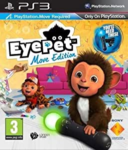 EYE PET MOVE EDITION PS3