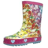 Girls Shopkins Wellies (11 Child UK)