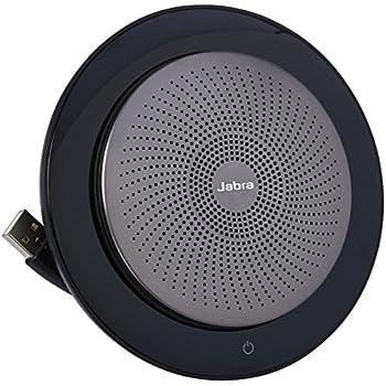 jabra speak 710 ms universal usb bluetooth schwarz silber. Black Bedroom Furniture Sets. Home Design Ideas