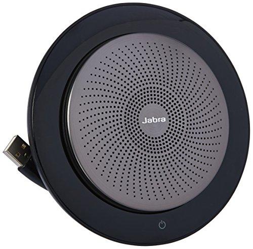 Jabra Speak 710 UC vivavoce Universale Nero, Argento USB/Bluetooth