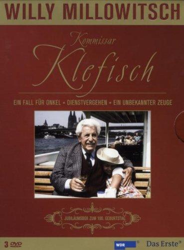 Jubiläumsbox Vol. 1, Fall 1-3 (3 DVDs)