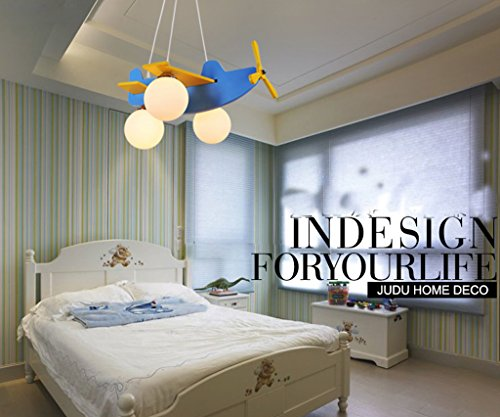 Kinderzimmer Children Leuchterlampe Kronleuchter Kind Cartoon Jungen und Mädchen Kinderzimmer-Lampe Schlafzimmer Lampe kreative warmen - 4