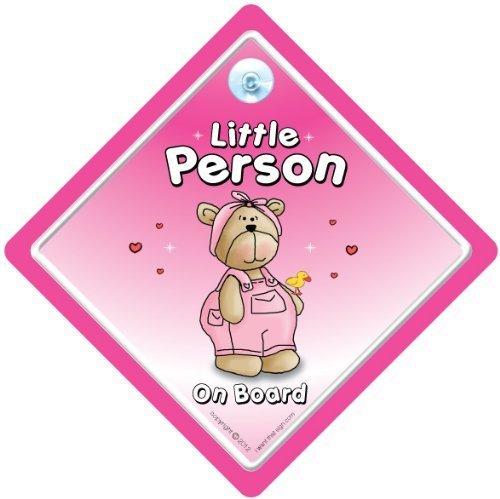 Little Person on Board