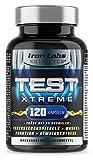 TEST XTREME® - Hardcore Booster für Männer mit Aminosäuren, Zink & Vitamin D