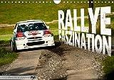 Rallye Faszination 2018 (Wandkalender 2018 DIN A4 quer): Rallye Faszination Kalender 2016 (Monatskalender, 14 Seiten ) (CALVENDO Sport) [Kalender] [Apr 01, 2017] PM, Photography