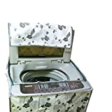 #1: TOP LOAD WASHING MACHINE COVER SUPPORTS 5.5KG, 6KG, 6.2KG, 6.5KG, 7KG, 7.2KG, 7.5KG Colour and Design May Vary (Assorted)