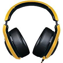 Razer Mano'War 3.5 mm Binaural Headset - Black,Yellow