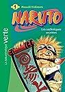 Naruto 01 NED 2018 - Les Techniques secrètes par Kishimoto