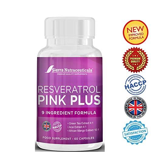 Resveratrol Pure Increase Metabolism Pills 1b Resveratrol Supreme 1200mg