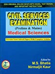 It contains original solved papers from 1995 onwards. All papers are Year wise arranged. Answers are given at the foot. Detailed instructions about this examination are given. Book is suited for Quick revision before the examination and also to know ...