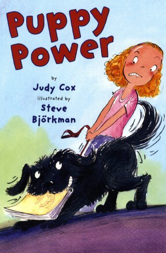 Puppy Power by Judy Cox (2009-02-28)