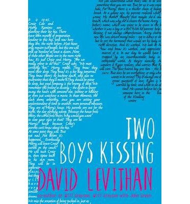 [(Two Boys Kissing)] [ By (author) David Levithan ] [April, 2014]