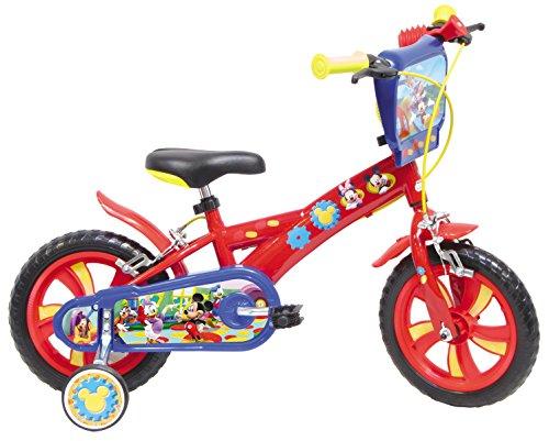 Mondo 25112.0 Kinderfahrrad Mickey, 12Zoll (Gift-schlamm Spielzeug)