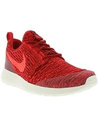 super popular 227f3 d2fac Nike WMNS Roshe One Flyknit, Chaussures de Sport Femme
