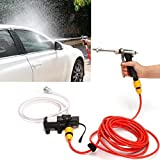 Fieldstar High Pressure Vehiclash Washer Set-mounted 12V Car