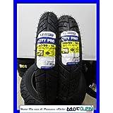 1 paar banden Michelin City Pro 90/80-16 + 110/80-14 Piaggio Liberty 50 125 150