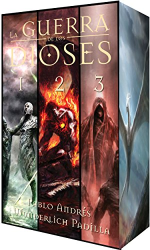 La Guerra de los Dioses (Libros 1-3)