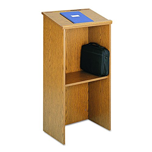 Cheapest Price for Safco Medium Oak Stand-Up Lectern Reviews