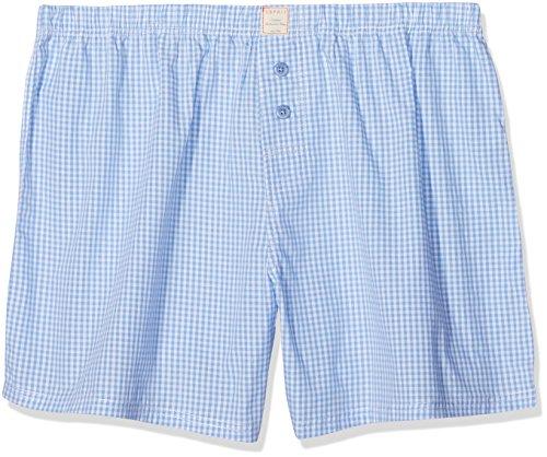 ESPRIT Herren Boxershorts 018EF2T016, Blau (Light Blue 440), Medium (Herstellergröße: 5) Preisvergleich