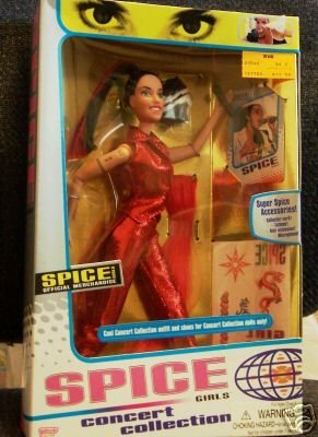 Spice Girls Concert Collection / Sporty Spice, Melanie by Galoob