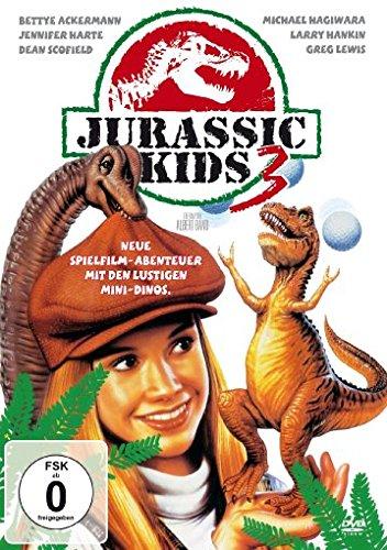Jurassic Kids 3 (Pam Anderson Dvd)
