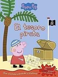El tesoro pirata par  Varios autores