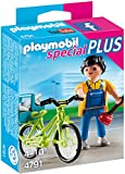 Playmobil 4791 Special Plus Handyman With Bike