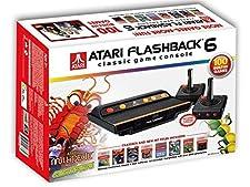 Atari Flashback 6 Console (UK PLUG)