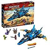 LEGO Ninjago - Il Jet da combattimento di Jay, 70668