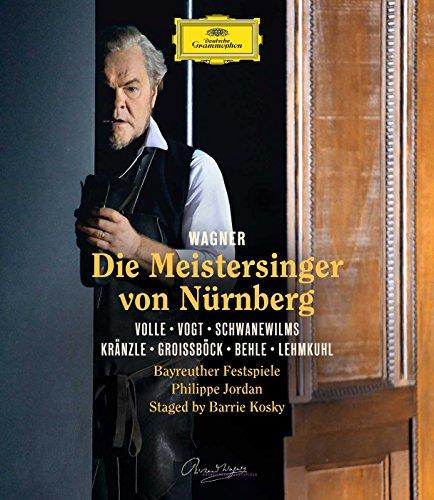 Wagner - Die Meistersinger von Nürnberg [Blu-ray] -
