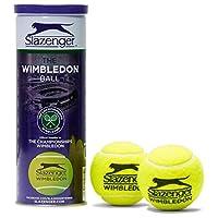 سلاسنجر كرة التنس الارضي لون اصفر - صغير
