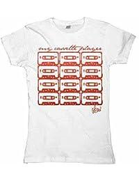 Universal Music Shirts Lena - Kassetten 4826131 Damen Shirts/T-Shirts