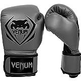 Venum Unisex Contender Boxing Gloves, Grey, 16 oz